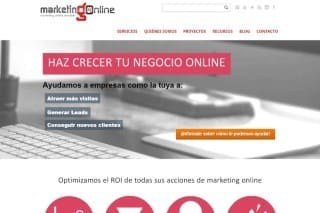 Consultor Marketing Online